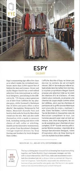 enRoute Article