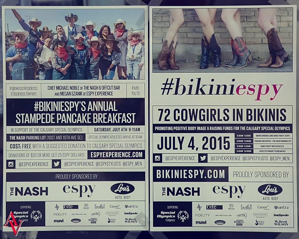 #bikiniespy 2015 – THANK YOU!