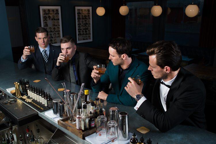Scotch/Bourbon/Beer/Gin