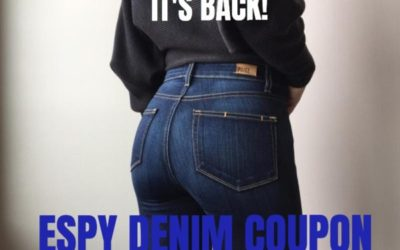 Denim Coupon – Live Until the 22nd!