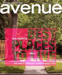 espy in Avenue Magazine
