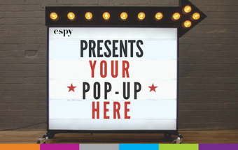 Permanent Pop-Up Space Comes to espy