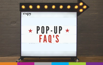 espy Pop-Up FAQ