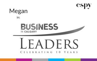 Business in Calgary Leader: Megan Szanik