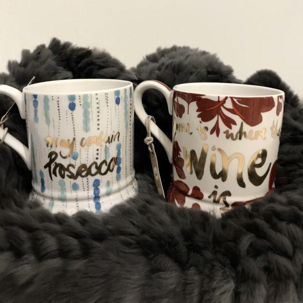 White Stuff Cheeky Mugs