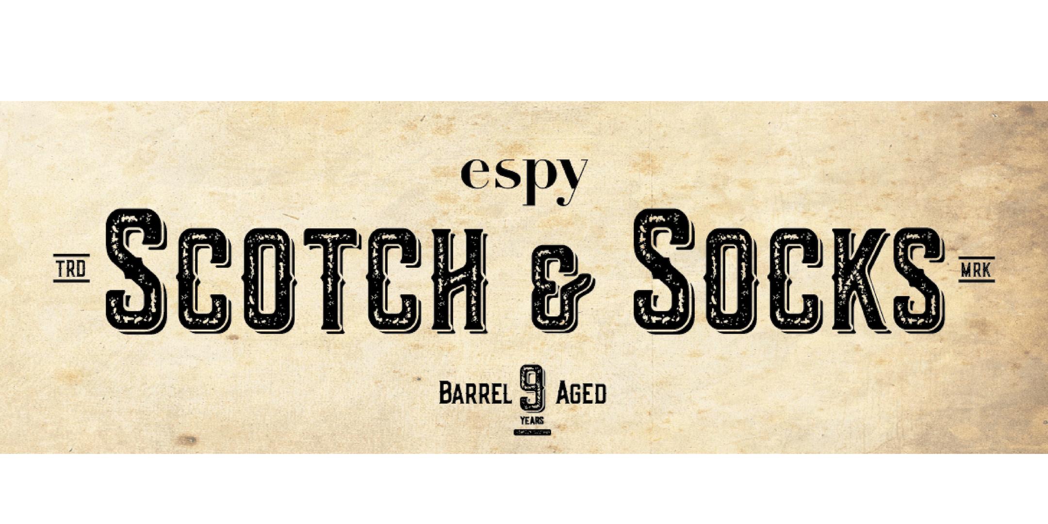 Spring Scotch & Socks