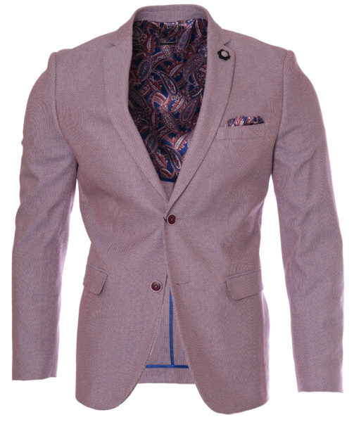 Berry Sport Coat Must-Have Spring 2019