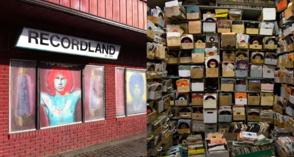 Inglewood Neighbourhood Spotlight: Recordland