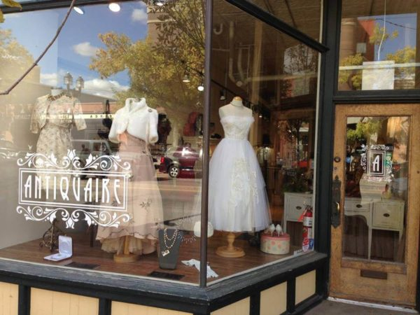 Inglewood Neighbourhood spotlight: Antiquaire outside