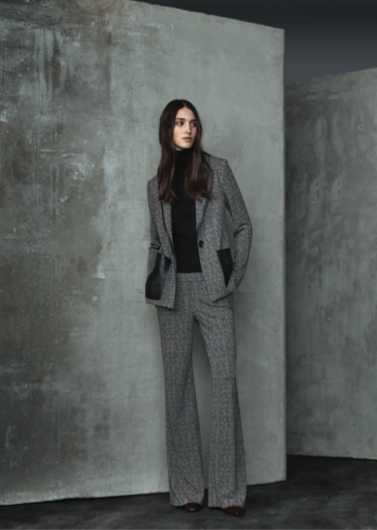 Power Suiting Trend