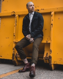 Festival Style Guide: chinos & boots