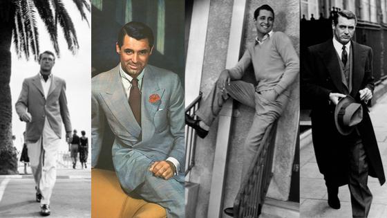 Euro Cary Grant