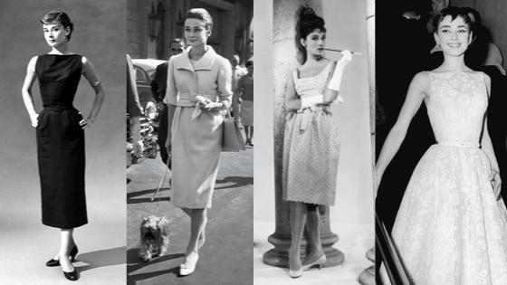 Audrey Hepburn European Style Inspiration