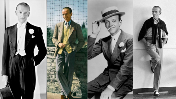 Fred Astaire European Style