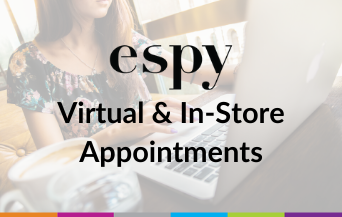 virtual and in-store appointments